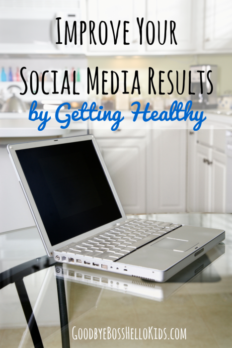 Improve Your Social Media Results by Getting Healthy   Wondering why your tweets, posts and pins aren't getting the interaction you want? Need help with social media? Try changing how you think. Here's how...