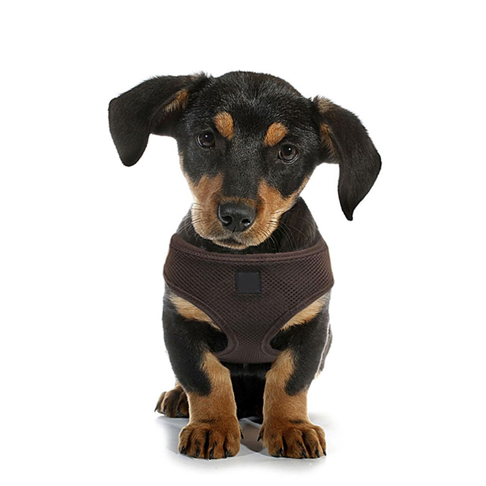 small comfortable puppy comforter medium power large dog strong harness extra adjustable itm