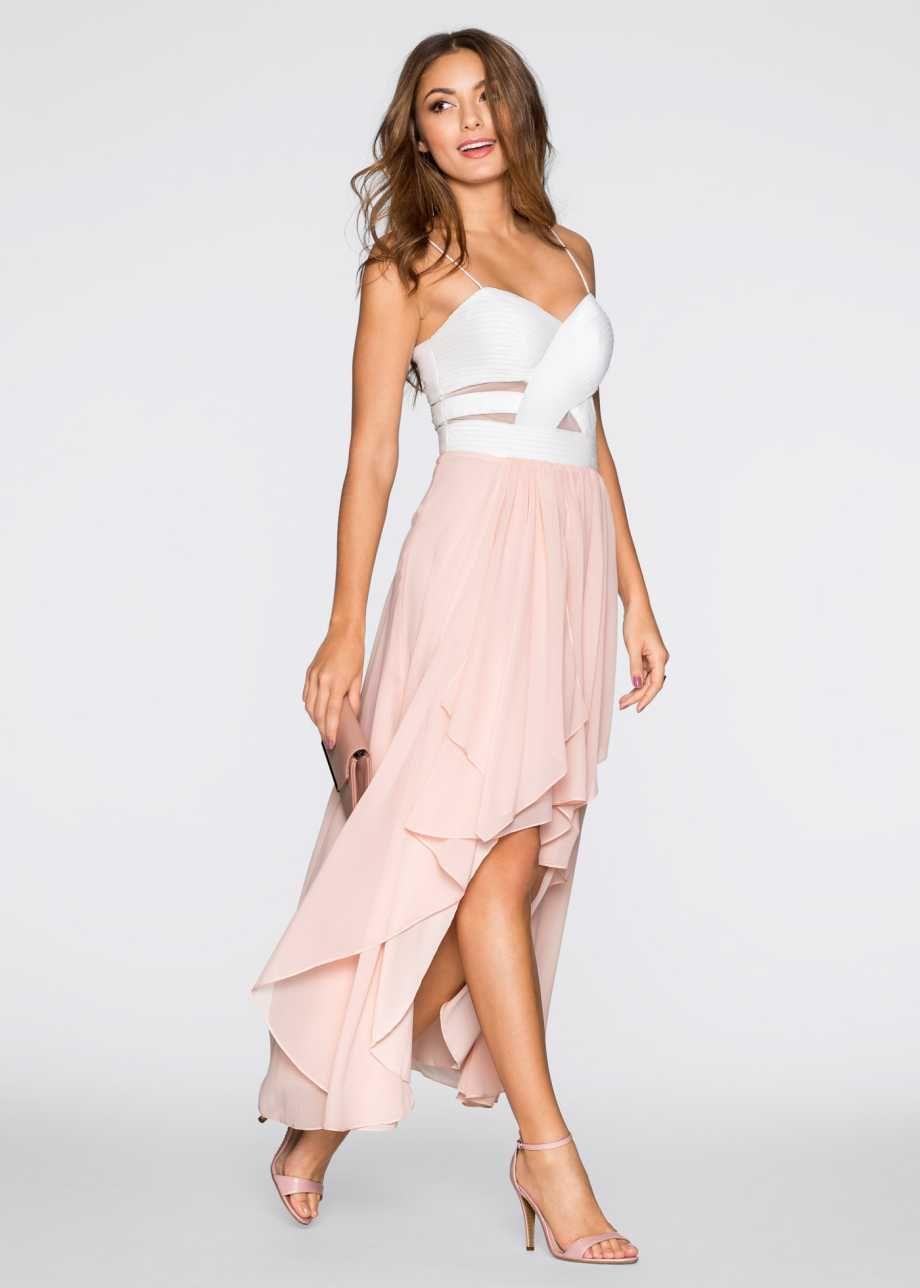 Kleid bodyflirt wei rosa kleider pinterest rosa brautmutterkleid und online shops - Bonprix kleider kurz ...