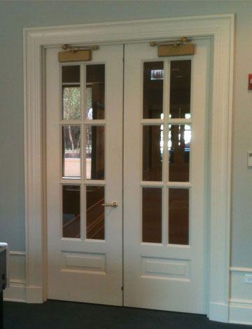 Supa Doors Stile Rail Interior Mdf Paneled Fire Rated Louvered Glass Doors Http Www Supadoor Com Portfol Fire Rated Doors Barn Kitchen Gaming Decor