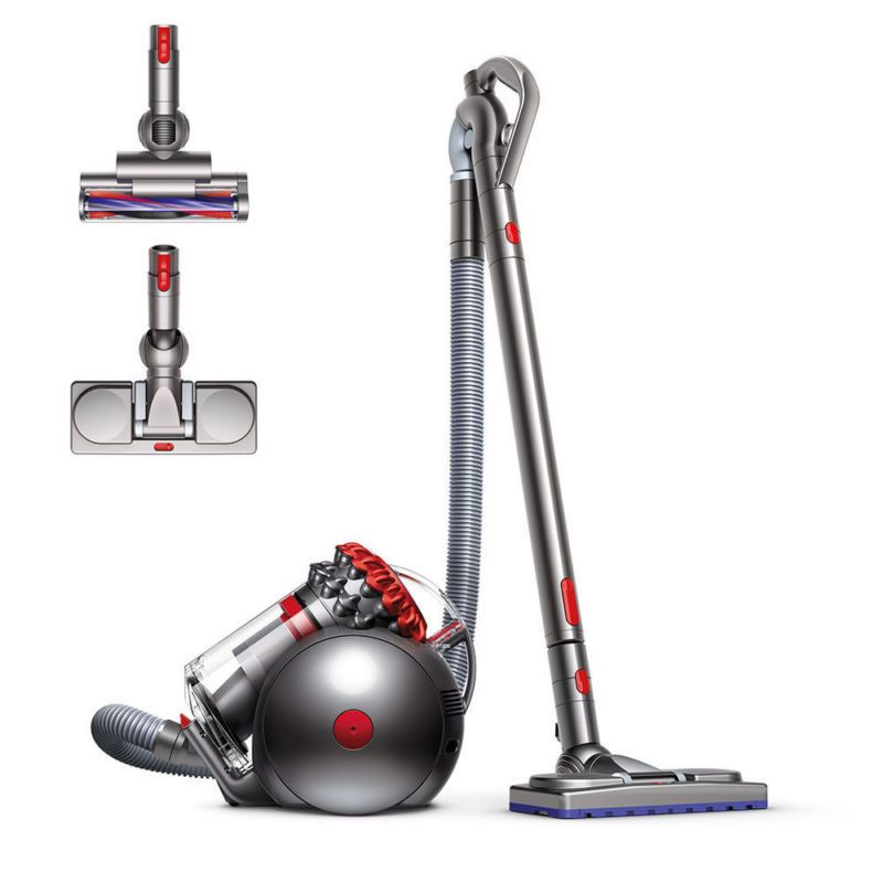 Dyson Cy23 Big Ball Musclehead Canister Vacuum Red New 20 Off Code Pstartearly 50 Max Discoun Canister Vacuum Canister Vacuum Cleaner Vacuum Cleaner