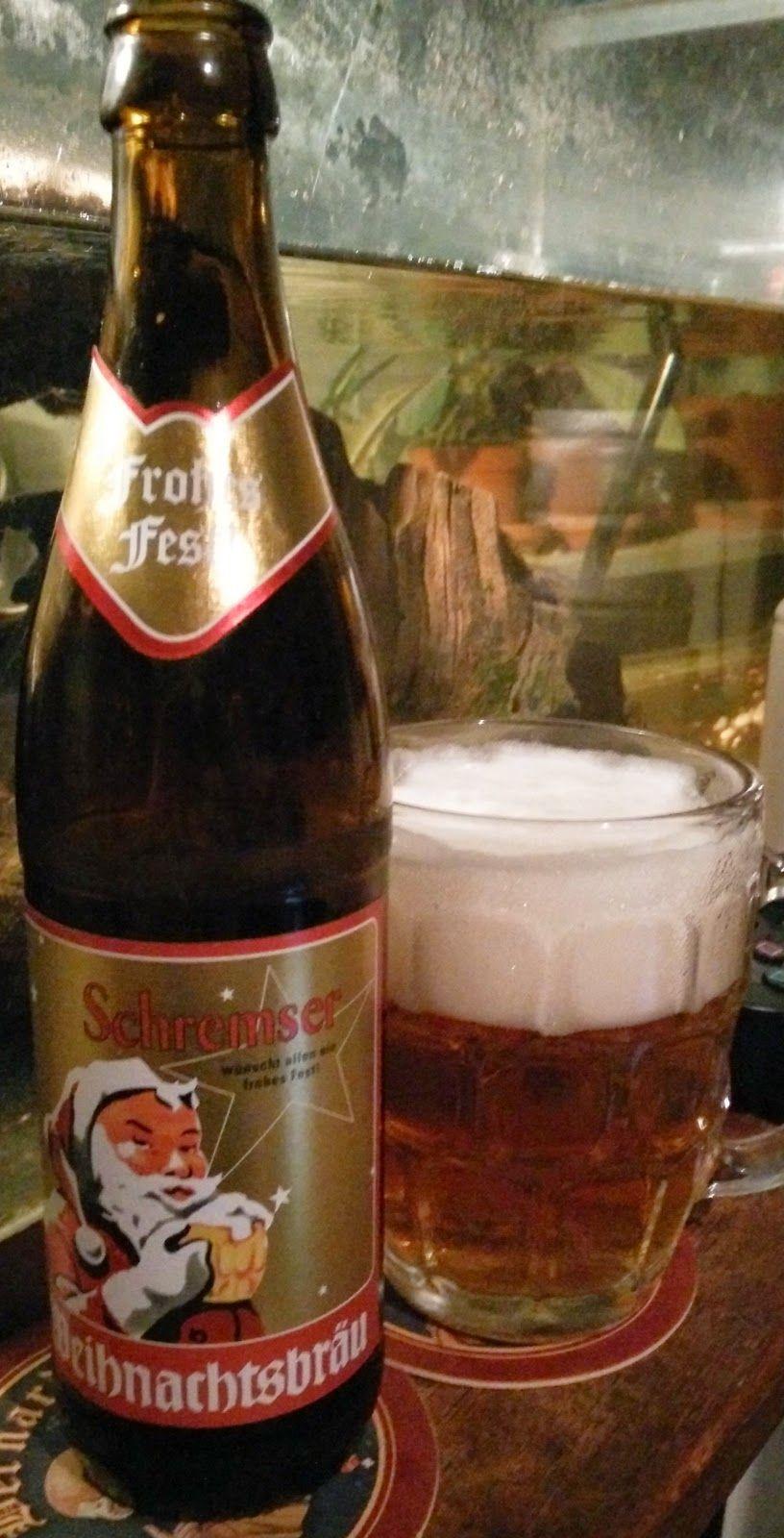 Brauerei Schrems - Schremser Weihnachtsbräu 7,2% pullo