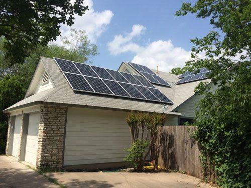 6.44kW | Atlanta, GA | #solarinstallations #solarpanels