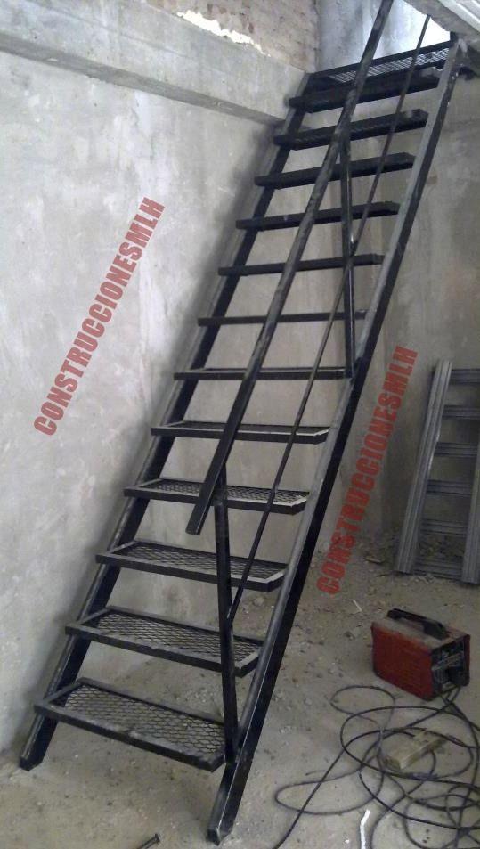 modelos de escaleras metalicas buscar con google