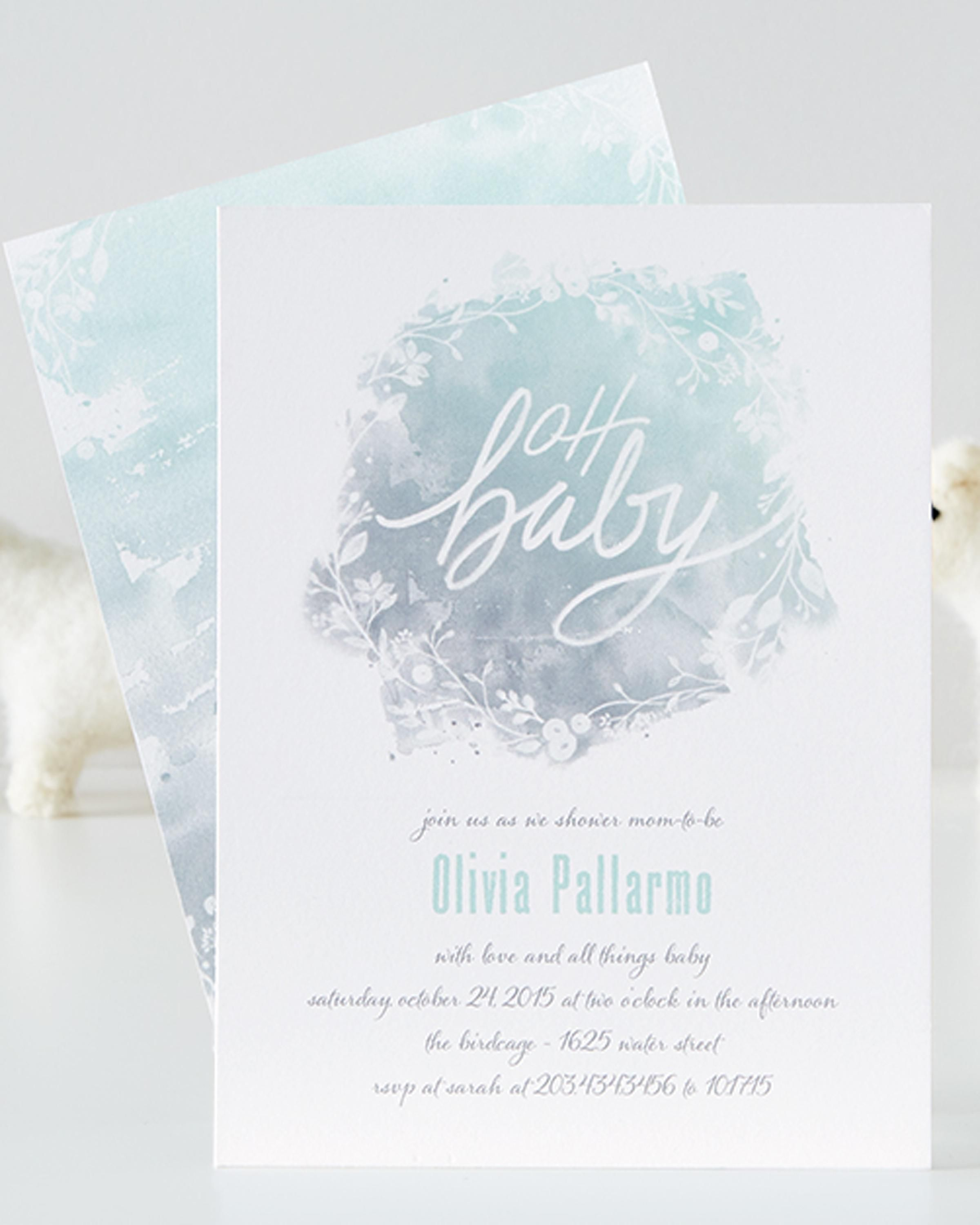 Oh, Baby! Find the baby shower invitation fit for mama at Tiny ...