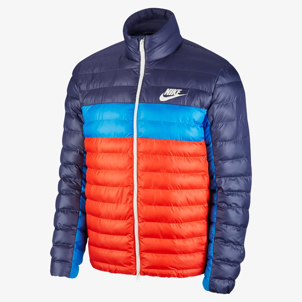Nike Sportswear Synthetic Fill Jacket Nike Com Moda Masculina Casual Nike Moda [ 1000 x 1000 Pixel ]