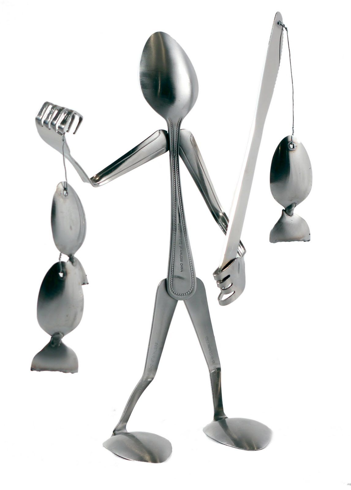 spoon and fork people | Cute present to give!