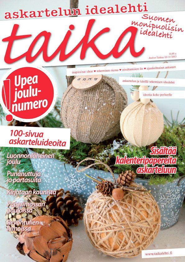 Joulun Taikaa 10-11/2013