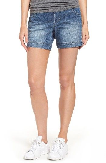 1de414a597e5 Jag Jeans Ainsley Pull-On Denim Shorts | Nordstrom | Stuff I like ...