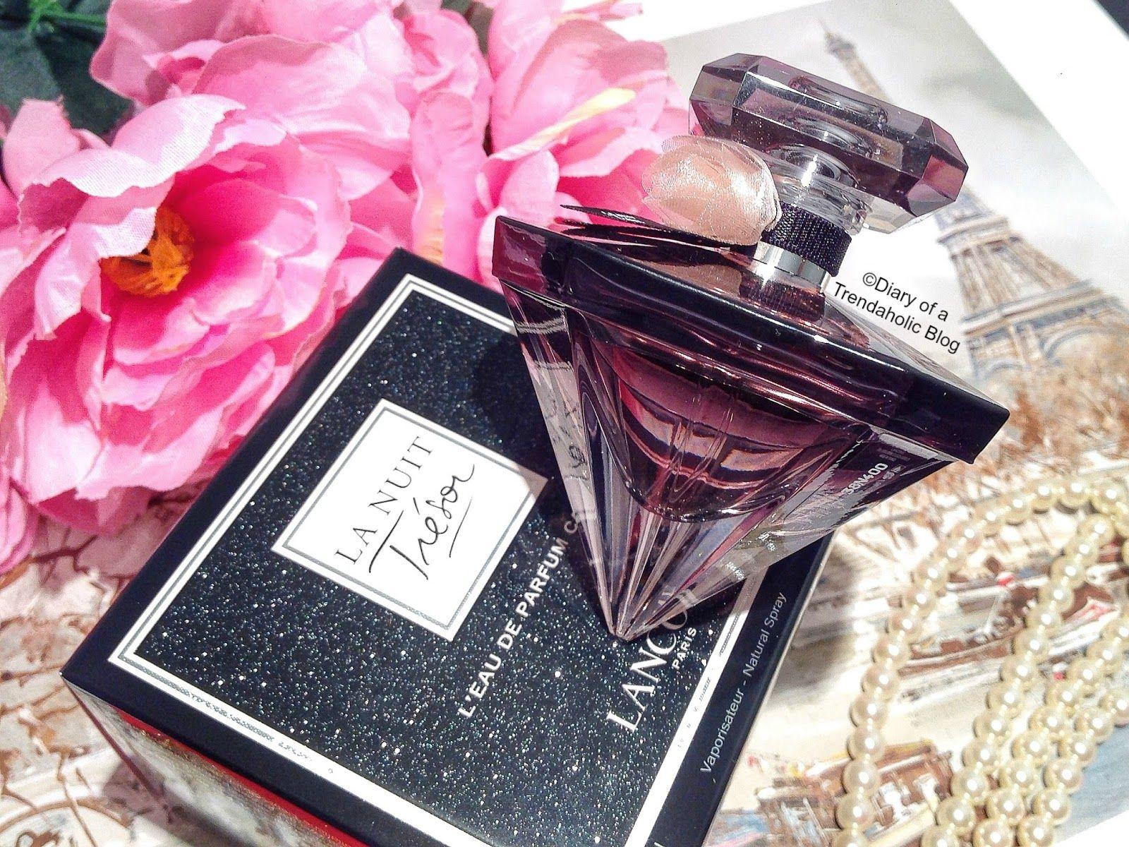 ba429cffd Lancome La Nuit Trésor Perfume