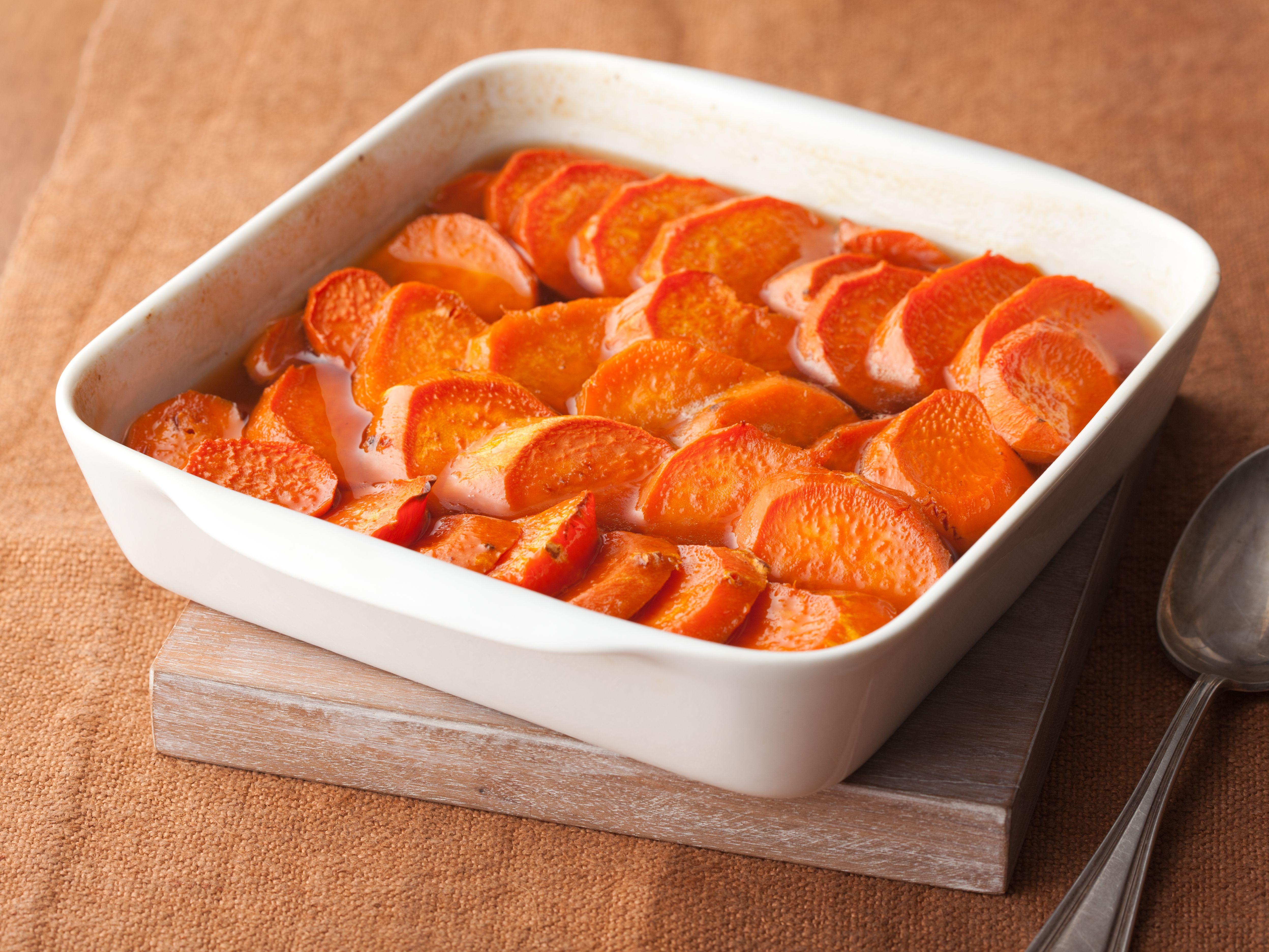recipe: sweet potato casserole paula deen marshmallow [37]