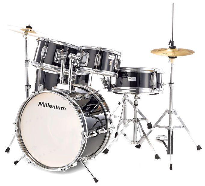 Millenium MX Jr. Junior Drumset - Thomann www.thomann.de #gifts #gift #present #xmas #christmas #music #gear #accessories #gear #instrument #kids #starters #beginners #begin #start #drums