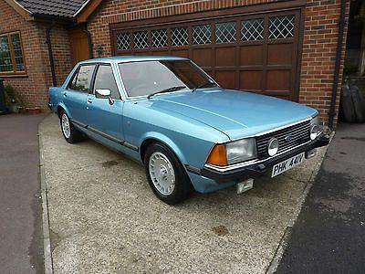 Ebay Ford Granada 2 8i Ghia Mk2 1980 One Owner Since 12 Months Old 28 000 Miles Classiccars Cars Ukdeals Rss Ford Granada Classic Cars Ford Classic Cars