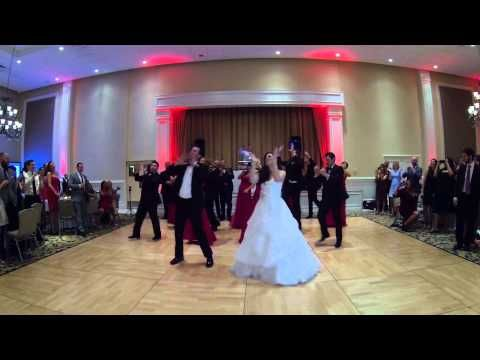 It Was Just A Regular Wedding DanceUntil The Party Blew