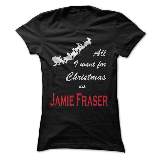 ALL I want for Christmas is Jamie Fraser