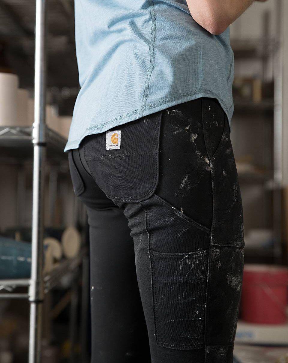010ef5d22e74d Carhartt 102482 - Women's Force® Utility Knit Pant in 2019 | Women's ...