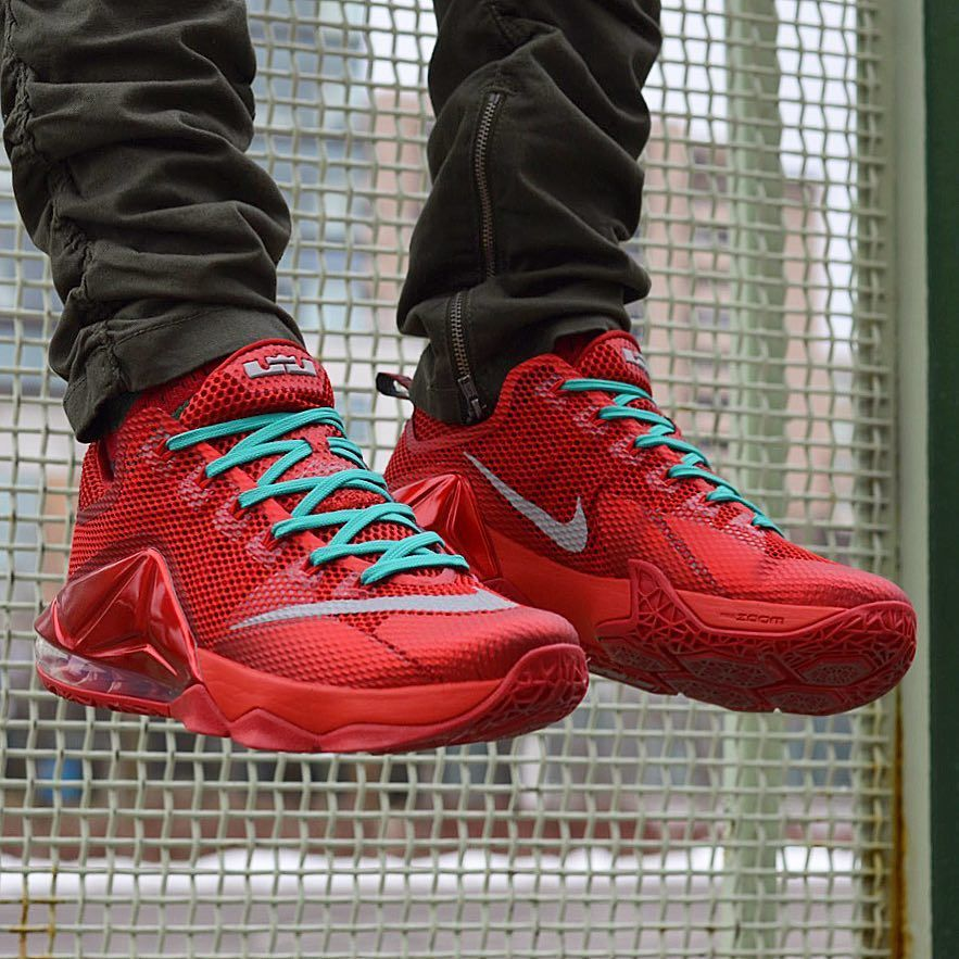 differently dc253 fdf73 Nike LeBron 12 Low