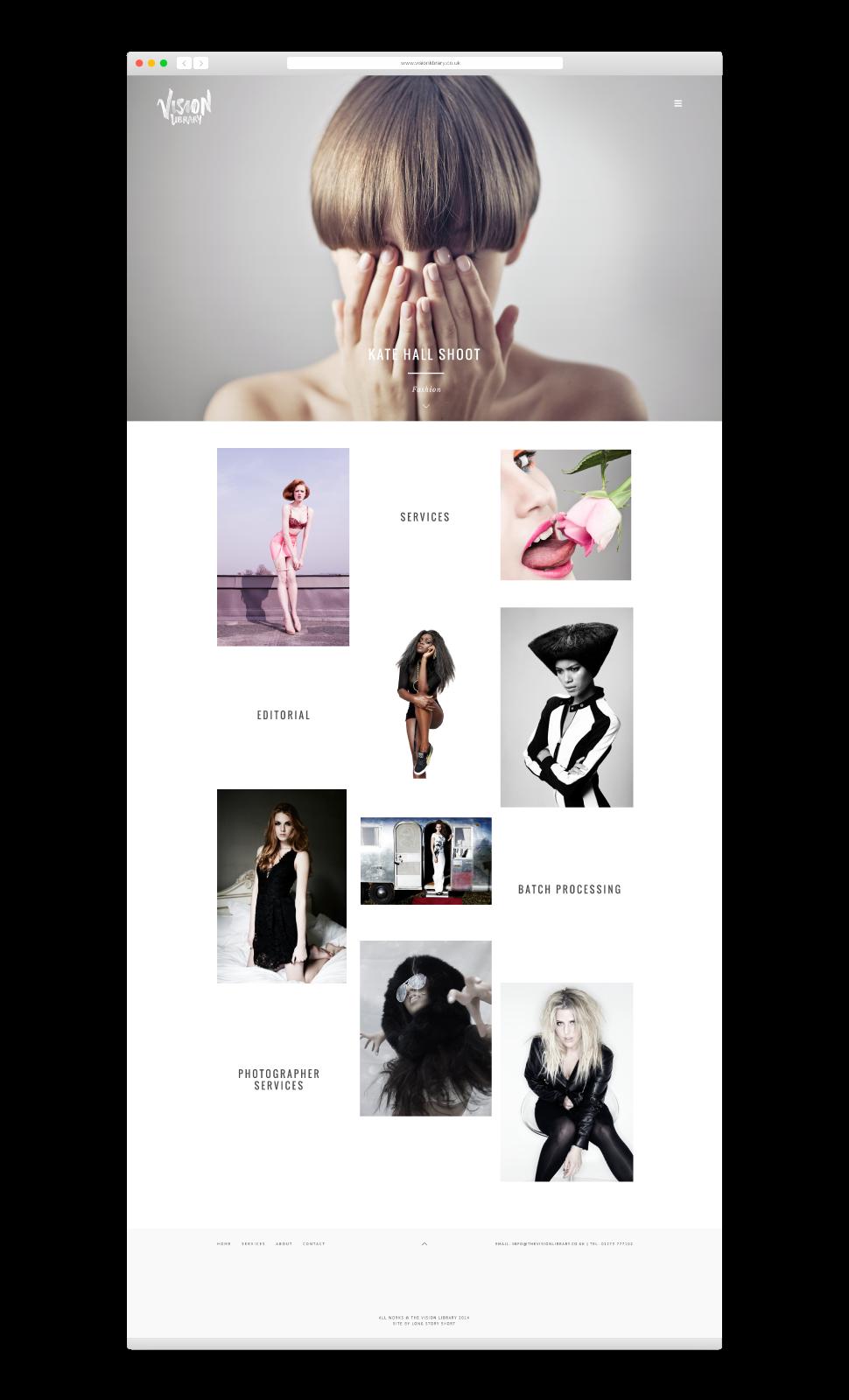 Long Story Short Digital Creative Agency Wordpress Website Design Visions