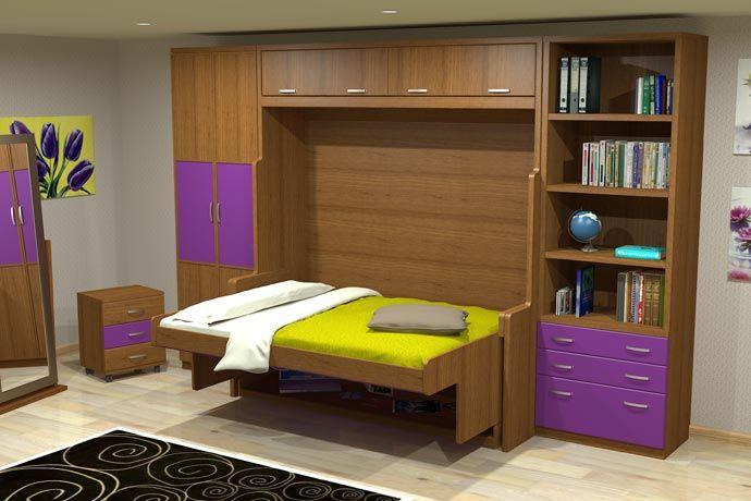 Ideas para espacios muy reducidos closets modernos - Armarios espacios pequenos ...