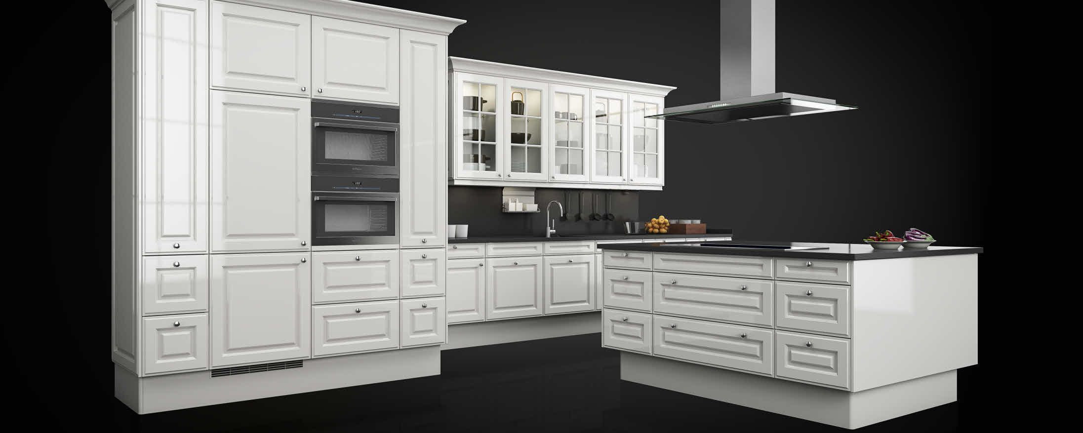 poggenpohl +edition kitchen - hp 670 white high-gloss | ideas for ... - Küche Poggenpohl