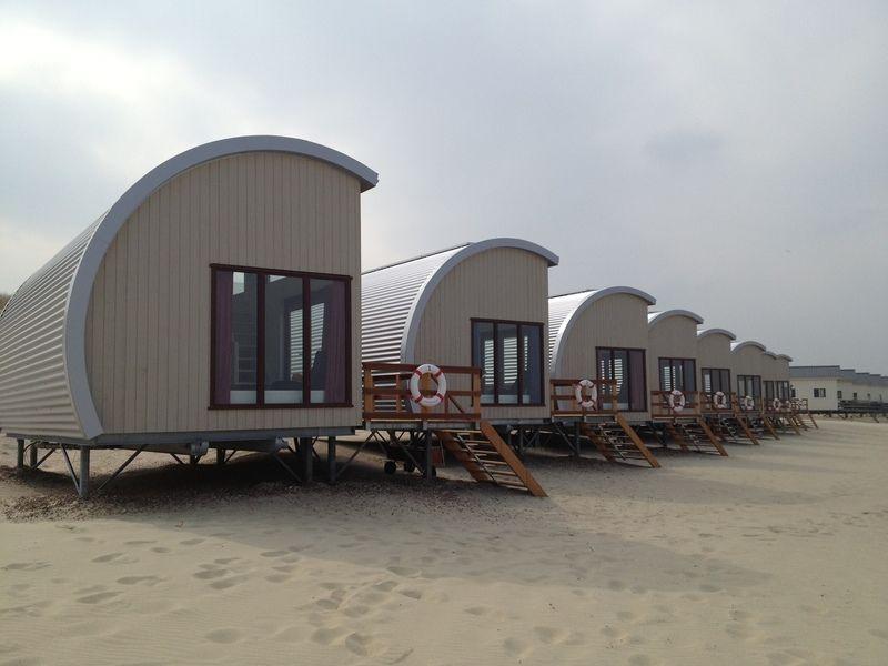 STRANDHAUS Ein echtes Wow Ferienhaus in Nord Holland