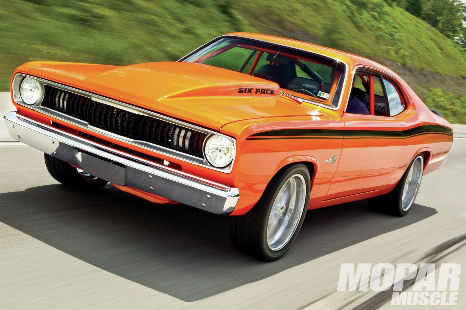 1970 Plymouth Duster - Realized Potential - Hot Rod Network ...