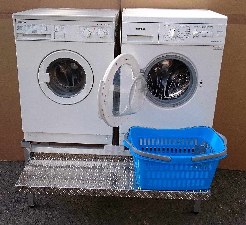 Waschmaschinen Untergestell Sockel Mara 2 Premium+/1