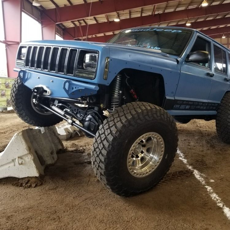 "1998 Jeep Cherokee ""Mall Krawler"" 28,500 in 2020 Jeep"