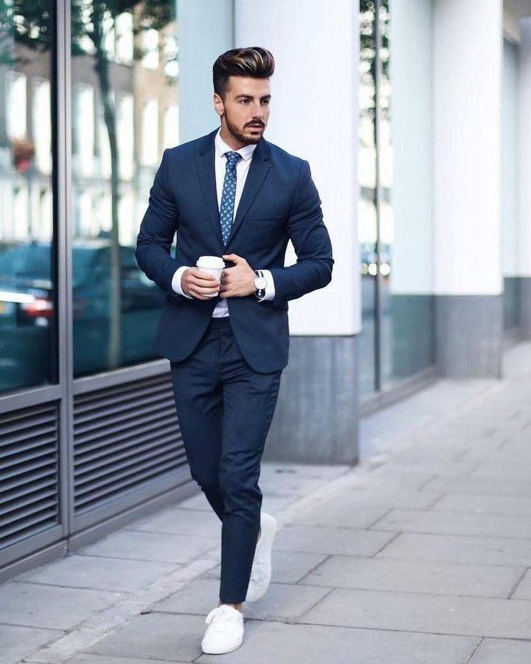 Mens fashion suits formal
