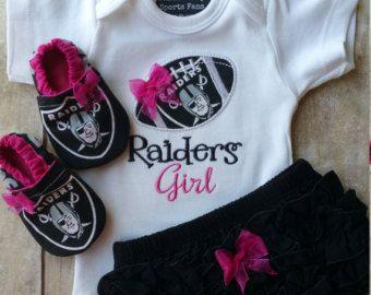 45268afc raiders baby – Etsy | raider nation | Raiders baby, Raiders baby ...