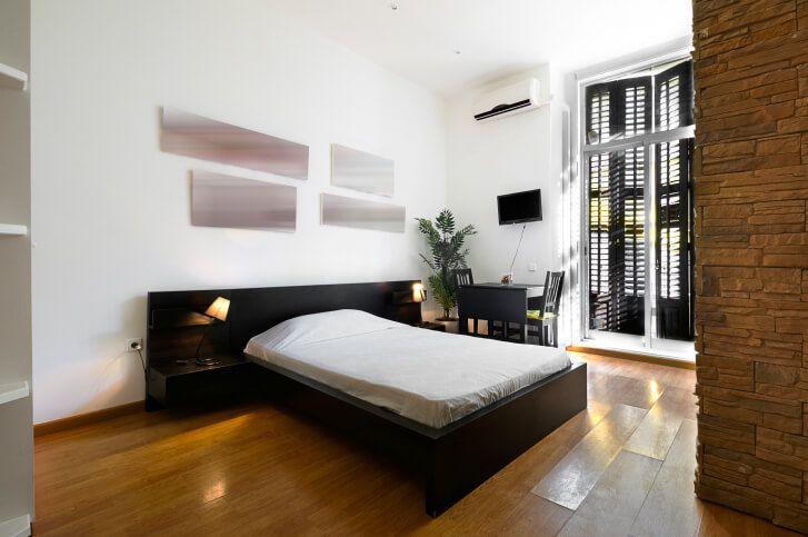 101 White Primary Bedroom Ideas Photos White Bedroom Design Brick Wall Bedroom Wood Bedroom Furniture Sets
