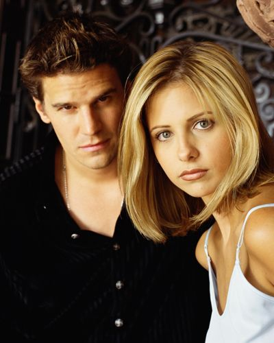 Buffy The Vampire Slayer Characters | High quality, gloss or matt photo of Buffy The Vampire Slayer [Cast]