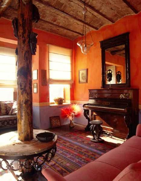 Ethnic Interior Decorating Ideas Integrating Turkish Rugs into Modern Room Decor