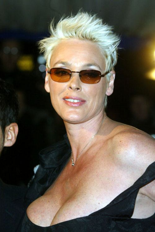 Brigitte Nielsen Mens Sunglasses Actresses Female