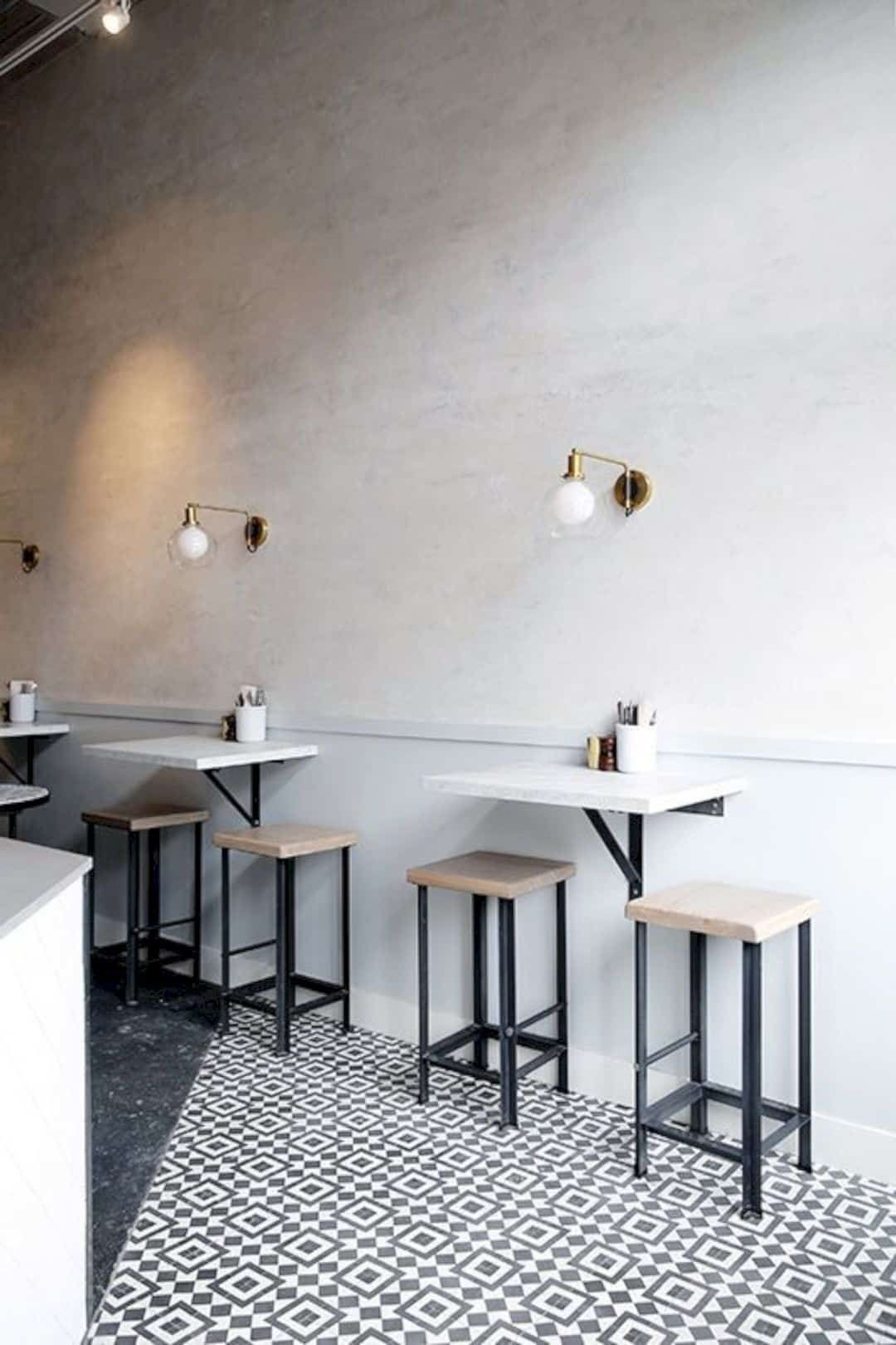 15 Great Interior Design Ideas for Small Restaurant #smallrestaurants