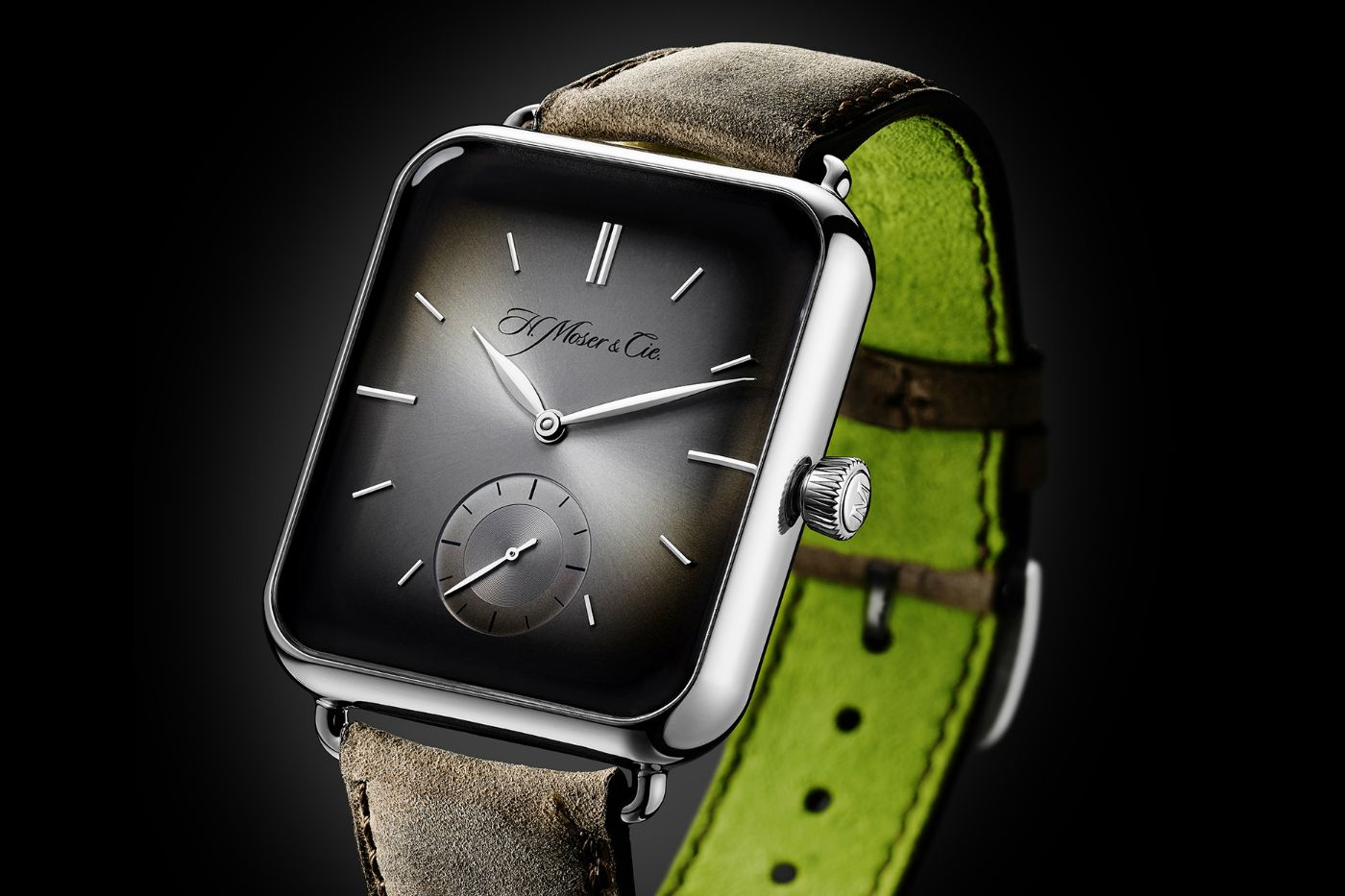 The Swiss Alp Watch is unashamedly an Apple Watch ripoff