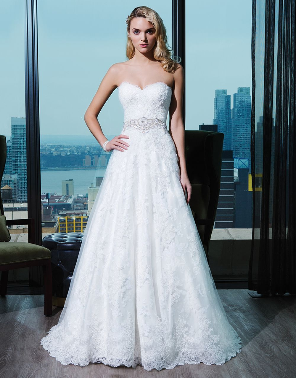 Justin Alexander wedding dresses style 8656 | Lace ball gowns, Ball ...