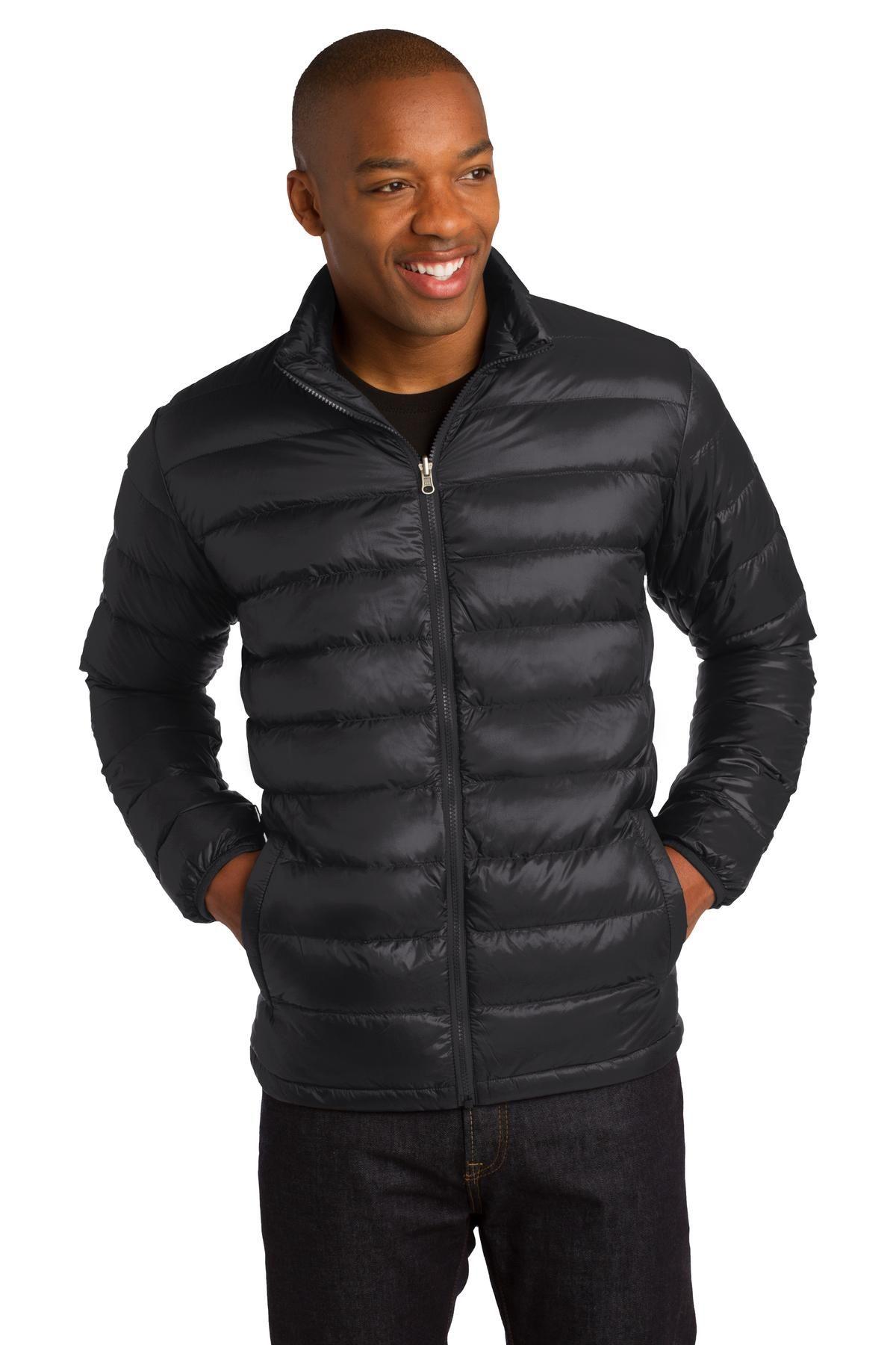 Port Authority® Down Jacket. J323 Wholesale Clothing