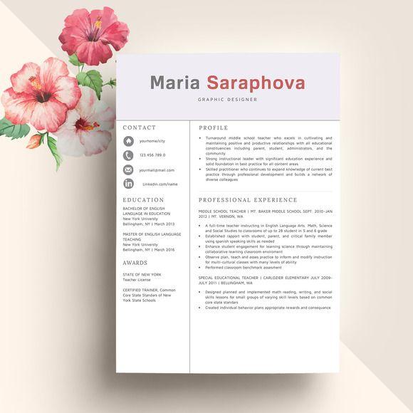 Resume Template CV Professional resume template, Professional - my resume template