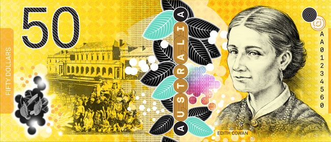 Bank Notes The Reserve Of Australia Has Been Working