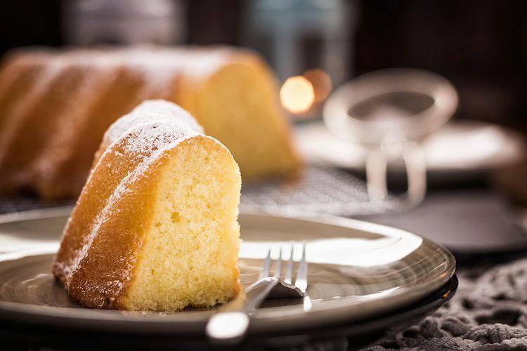 Sour Cream Lemon Cake Recipe Sour Cream Lemon Recipes Cake Recipes