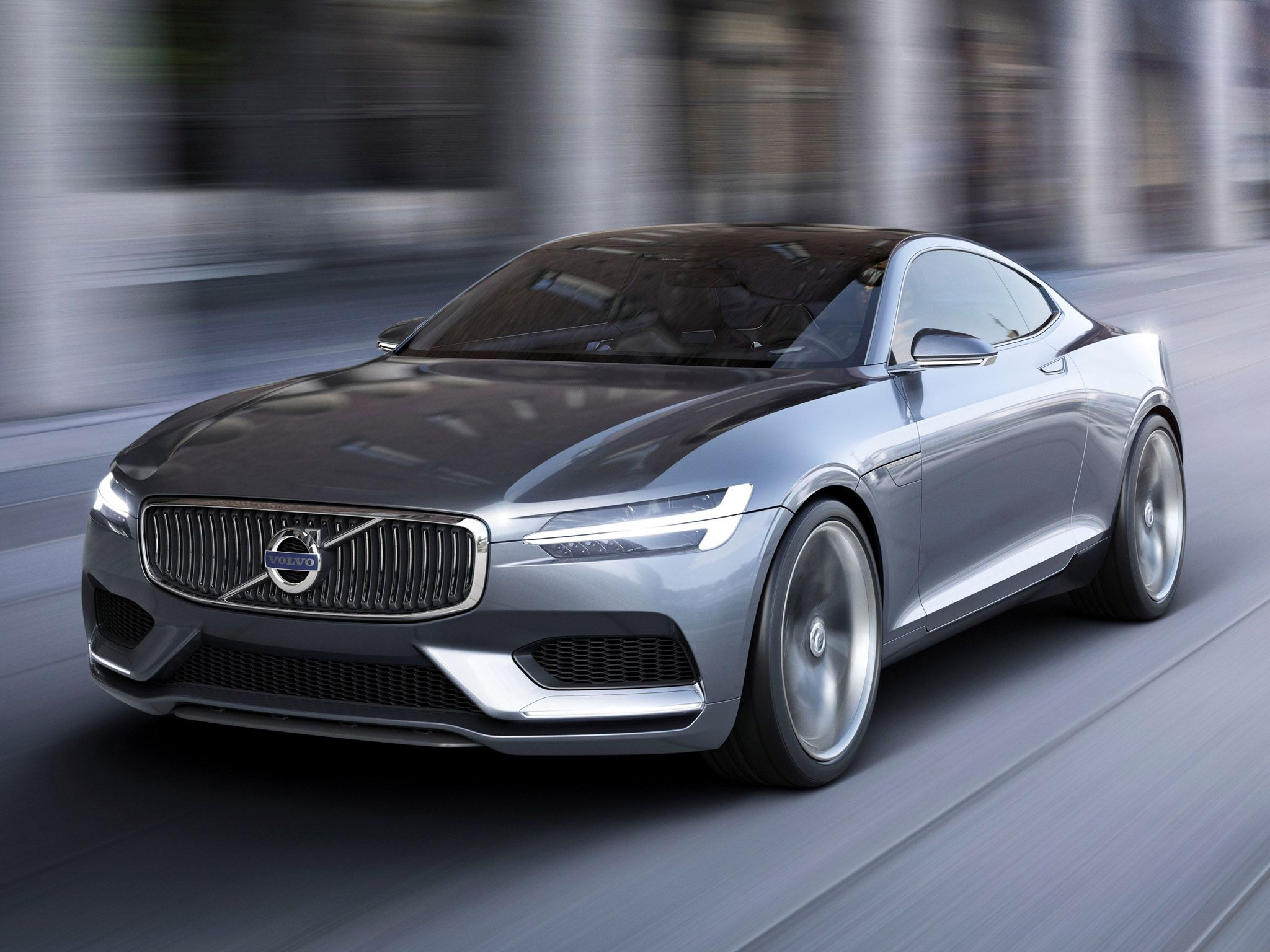 The stunning volvo concept coup is the new swedish sexy