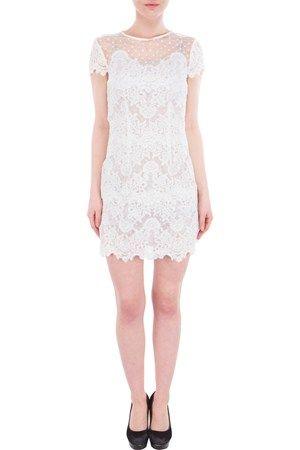 da2120482207 Ida Sjöstedt Paris shift dress | White dresses we love! | Klänningar