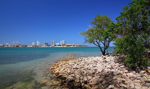 Historic Virginia Key Beach Miami Beaches