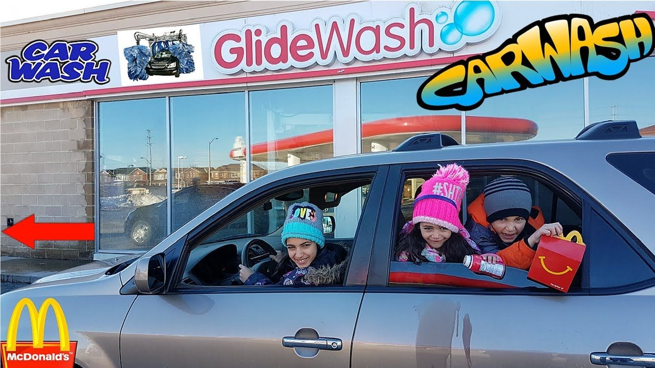 Bad Kids Driving Parents Car To The Car Wash Family Fun Kids Pretend Pl Bad Kids Dancing Baby Youtube
