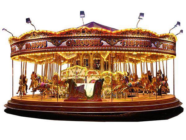 Amusement Park Carousel Carousel Amusement Park Amusement Park