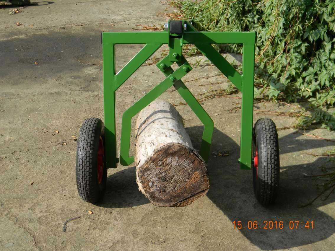 Wozek Reczny Do Transportu Klody Na Trak Tasmowy 7295553631 Oficjalne Archiwum Allegro Sawmill Crafts Bandsaw
