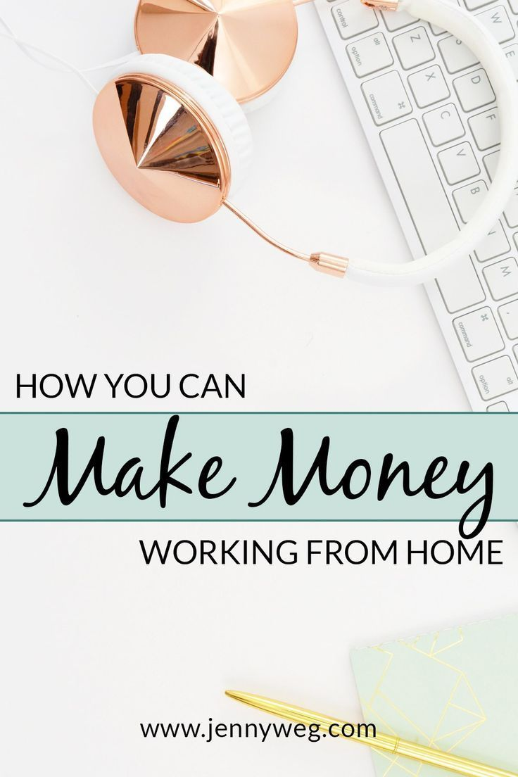 How I Earn $2,000 a Month Working from Home | Business