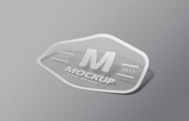Free Customizable Brand Logo Sticker Mockup In Psd Customizable Brand Logo Sticker Mockup Psd Logo Sticker Sticker Design Branding Design Inspiration