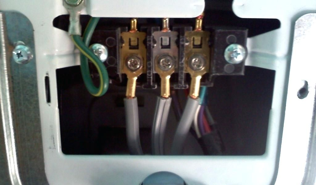 Dryer Plug Wiring Diagram - Database